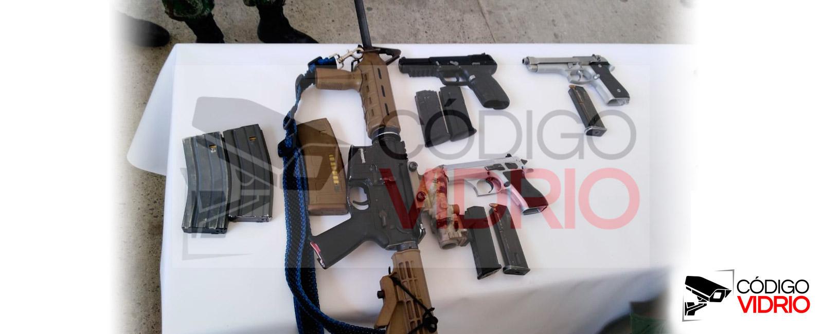 Militares vendían armas, explosivos y municiones a Guacho - Código Vidrio